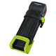 Trelock FS 300 Trigo - Antivol vélo - support inclus vert/noir